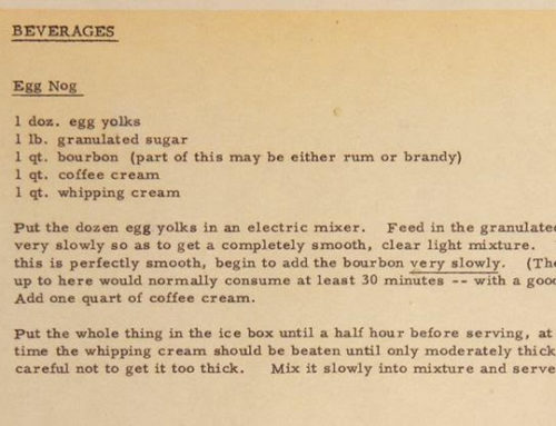 Advanced Water Purification: Ike's Egg Nog